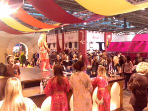 Birmingham belly dance at the clothes show live