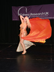 Sutton Coldfield belly dancing