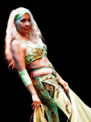 Belly dance classes in Sutton Coldfield